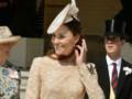 Kate Middleton à l'anniversaire du prince Philip à Buckingham Palace le 10 juin 2014