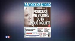 Régionales : la Voix du Nord prend position contre le Front national