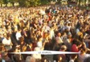 Valls hué à Montpellier par des opposants à la loi Travail