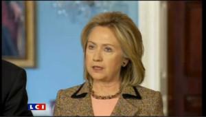 Egypte : la déclaration d'Hillary Clinton