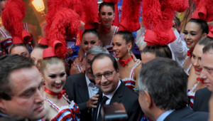 François Hollande New York