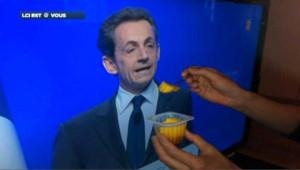 Les parodies après la défaite de Nicolas Sarkozy