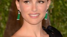 Natalie Portman à Hollywood en février 2013
