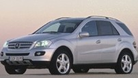 Photo 1 : Mercedes ML 320 Bluetec