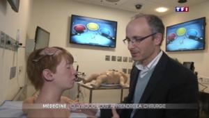 Aux États-Unis, les maquilleurs d'Hollywood créent des mannequins pour les chirurgiens