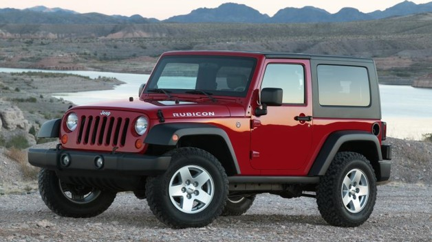 Jeep Wrangler 2007