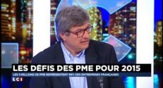 """""""La loi Macron n'est pas faite pour développer le business"""" selon un patron de PME"""