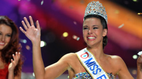 Miss Bourgogne a t couronne miss France 2013