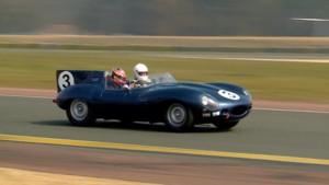 Jaguar Type D Le Mans 2015 Automoto