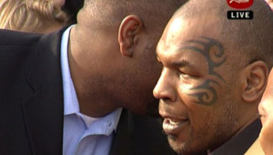Cannes Mike Tyson