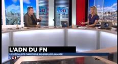 """FN : l'objectif de Marine Le Pen ? """"Aller jusqu'au bout de la dédiabolisation"""""""