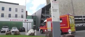 Grève au CHU Caen pour alerter sur les violences