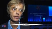 """""""Je viens du terrain"""" : la Française Florence Hardouin élue au comité exécutif de l'UEFA"""