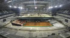 Le 13 heures du 20 novembre 2014 : Lille se pr�re �ccueillir la finale de la Coupe Davis - 1080.245