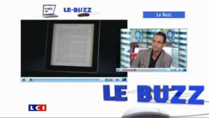 Le Buzz (2/2) - L'iPad ou la révolution du marché du livre ?