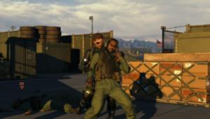 Metal Gear Solid V Ground Zeroes, un jeu Konami