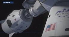 NASA taxi espace