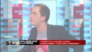 Conférence de Hollande : exercice réussi selon les journalistes sur Twitter