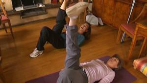 Des femmes faisant de la gymnastique (archives).