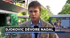 """Djokovic-Nadal : """"Les spectateurs avaient la sensation d'assister à un match d'anthologie"""""""