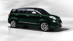 FIAT 500L Living, version 5+2 places lancée à la fin de l'été, à partir de 17.000 euros (estimation)
