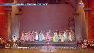 La comédie musicale sur l'Inde, Bharati, revient dans l'hexagone