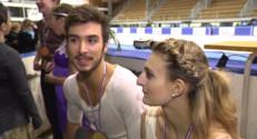 Le 20 heures du 21 décembre 2014 : Les nouvelles stars du patinage français - 1801.906