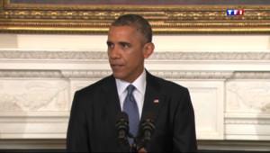 Le 20 heures du 8 août 2014 : Irak : les Etats-Unis bombardent l%u2019Etat islamique - 135.8784031906128