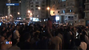 Le QG d'un candidat à la présidentielle égyptienne attaqué au Caire