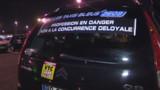 Grève des taxis : blocages à Roissy et Orly contre Uber