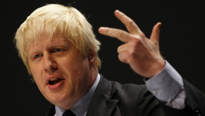 Boris Johnson, Maire de Londres