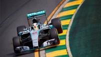 Lewis Hamilton vainqueur en Australie
