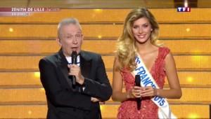 """Miss France 2016 : """"Un petit pincement au coeur"""" pour Camille Cerf"""