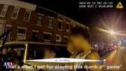 Pokémon Go : trop occupé à jouer, un chasseur percute une voiture de police aux Etats-Unis