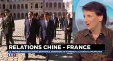 Visite du Premier ministre chinois en France : un message à l'attention des Etats-Unis ?