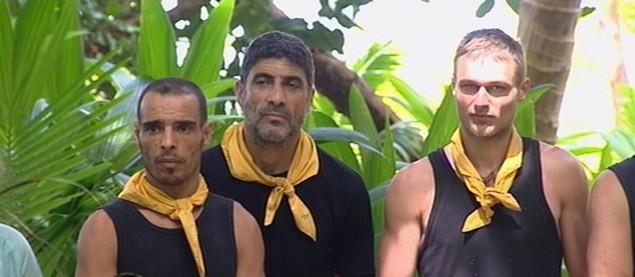 Kader, Rodolphe et Freddy