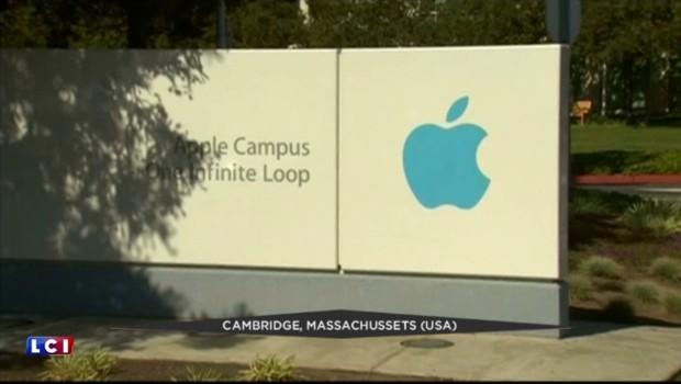 Apple : les ventes d'iPhone s'effondrent pour la première fois en dix ans