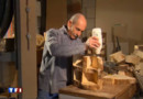 Artisans de Franche-Comté : Bernard, l'ébéniste écolo