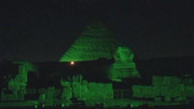 COP 21 : Pyramides vertes (01/12)