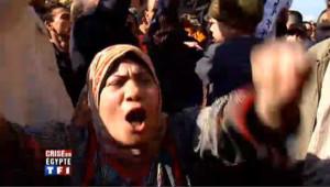 Egypte : les femmes de tous les cortèges