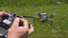 Le 20 heures du 4 mai 2014 : Les drones s�isent aussi les particuliers - 1333.139