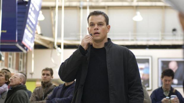 Matt Damon dans La vengeance dans la peau