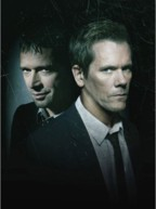 The Following. Une série créée par Kevin Williamson avec Kevin Bacon et James Purefoy.