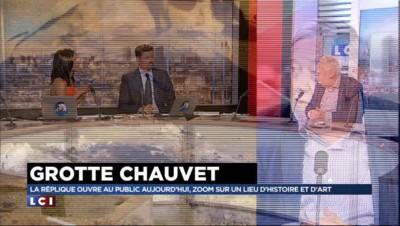 """""""Caverne du Pont d'Arc"""" : la réplique de la grotte Chauvet ouvre au public"""