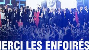 """""""La Boîte à musique des Enfoirés"""" a réuni 12,7 millions de téléspectateurs vendredi 15 mars 2013 sur TF1."""
