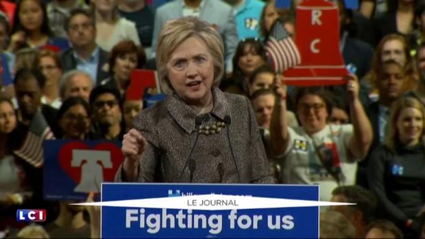 Primaires américaines : triomphe de Donald Trump et d'Hillary Clinton