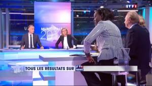 """Rama Yade : """"La gauche compte beaucoup sur la présence du FN au second tour"""""""