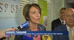 Santé : la ministre Marisol Touraine s'insurge contre une pétition anti-vaccins