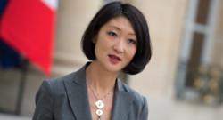 Fleur Pellerin, la ministre de l'Économie numérique.