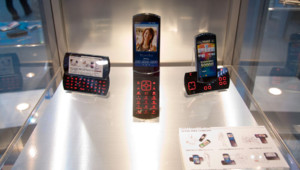 Fujitsu concept phones